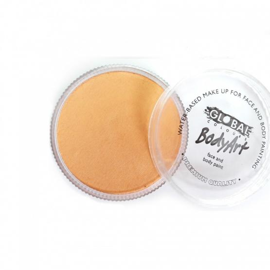 Global аквагрим  перл. абрикосовый 32 гр
