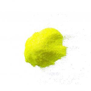 Глитер   неон  желтый   0,2 мм