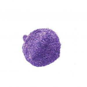Глитер  фиолетовый  непрозрачный 0,2 мм