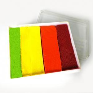Аквагрим Professional Colors  радужка закат 50 гр
