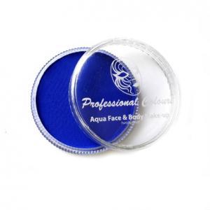 Аквагрим Professional Colors синий 32 гр
