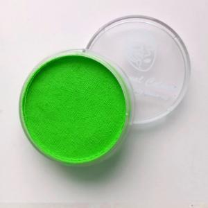 Аквагрим Professional Colors   зеленый лайм 10 гр
