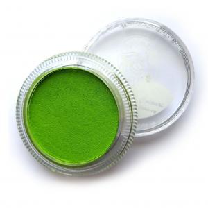 Аквагрим Professional Colors зеленый лайм  32 гр