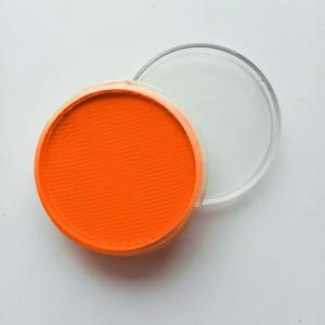 Аквагрим Professional Colors неон оранжевый 10 гр