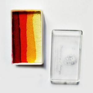 Аквагрим Professional Colors   радужка  огонь  28 гр