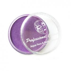 Аквагрим Professional Colors  фиолетовая орхидея  32 гр