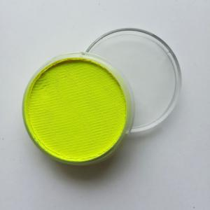 Аквагрим Professional Colors   желтый лимонный 10 гр
