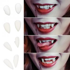Клыки вампира + клей
