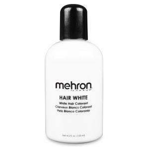 Mehron краска для волос  белая  133 мл