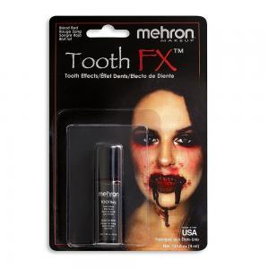 Mehron эмаль для зубов кровавый цвет 7,5 мл