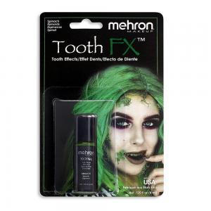 Mehron эмаль для зубов болотный  цвет 7,5 мл