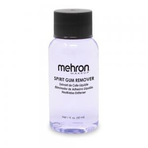 Mehron ремувер -средство для удаления сандарачного клея Spirit Gum Remover 30мл