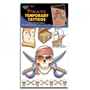 Наклейки пират