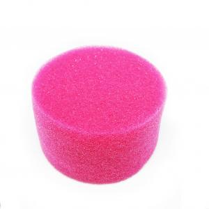 Спонж для аквагрима 5 см розовый