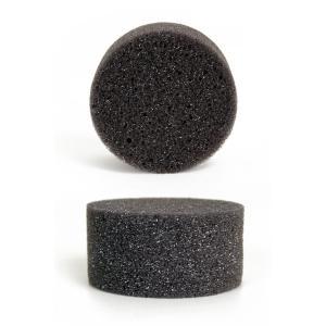 Спонж для аквагрима Superstar черный 5 см