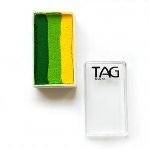 Аквагрим TAG радуга  Желтые листья 30 гр