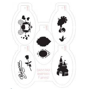 Трафареты многоразовые  Bam-Pax FAIEREST