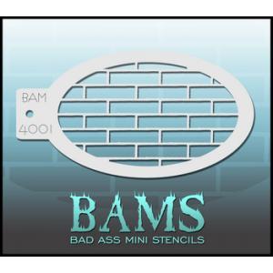 BAM трафареты многоразовые 4001