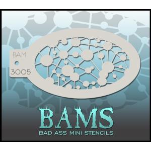 BAM трафареты многоразовые 3005