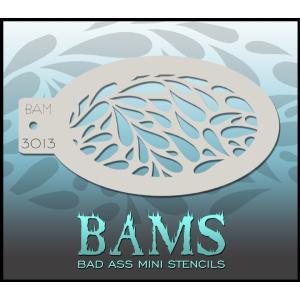 BAM трафареты многоразовые 3013