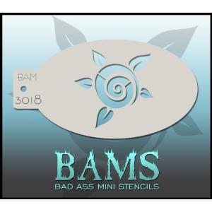 BAM трафареты многоразовые 3018