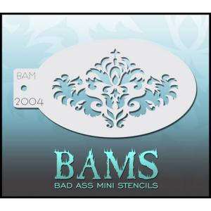 BAM трафареты многоразовые 2004