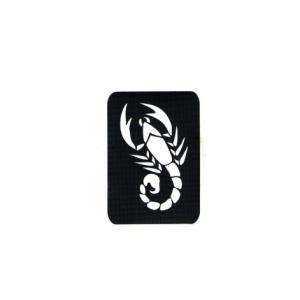 Трафарет   скорпион 3