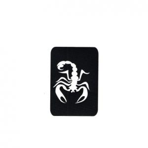 Трафарет   скорпион 2