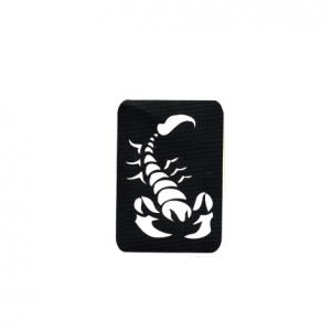 Трафарет  скорпион 1